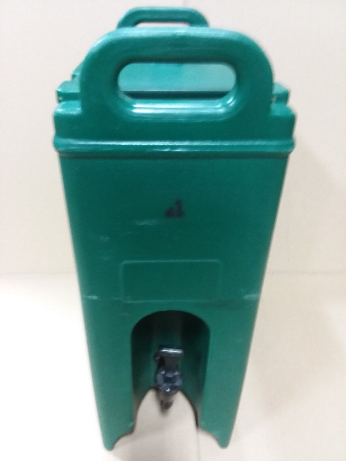 Cambro 500LCD Insulated Beverage Dispenser Surplus Military Military Surplus  Teal color 0d7844