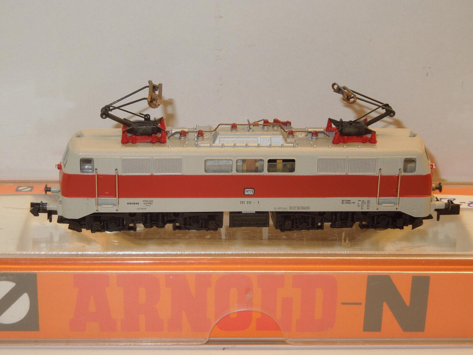 Arnold Spur N 2326 E-Lok BR BR BR 111 der DB S-Bahn    Einzigartig  952a5a