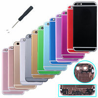 "Multicolor Back Battery Door Cover Housing New For Iphone 6s 5.5"" Repair parts"