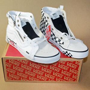 32c02d7413a692 Vans Checkerboard SK8-HI Reissue CAP Size 8 mens Brand New in Hand ...
