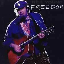 Neil Young  -  Freedom / REPRISE RECORDS CD 1989