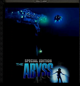 The Abyss Special Extended Edition [Blu-ray] Region Free / Ship worldwide