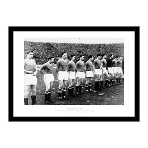 Busby-Babes-Memorabilia-1958-Manchester-United-Team-Photo-672