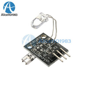 2Pcs 5V Heartbeat Sensor Senser Detector Module By Finger For Arduino NEW