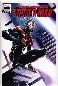 MILES MORALES: SPIDER-MAN #1 (Clayton Crain Exclusive Variant) Comic Book