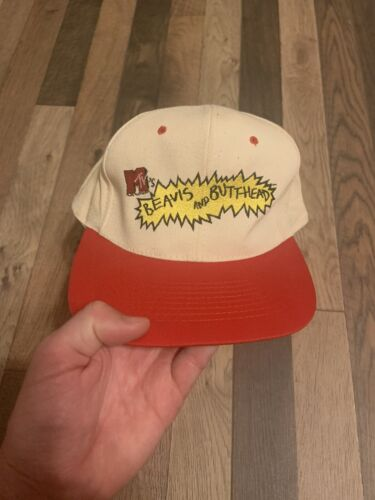 vintage beavis and butthead Hat 1993