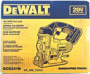 New-DeWalt-DCS331B-20V-Cordless-Battery-Variable-Speed-Jig-Saw-Max-20-Volt-Blade