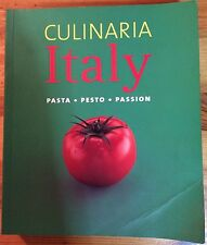 Culinaria Italy (paperback 2007)