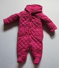 856eacbe0cc4 Ralph Lauren Bunting Snowsuit Navy Boys 9 Months Barn Quilted Fleece ...