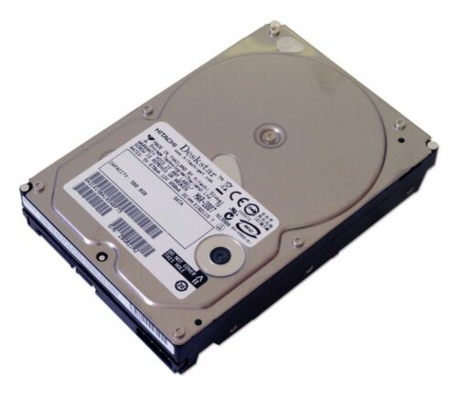 1 of 1 - HITACHI 500GB HDD PC/Desktop/Computer 3.5 SATA Hard Disk Drive 0A31619 *LIKE NEW