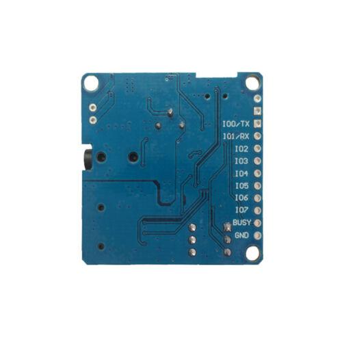 Neue Sprachwiedergabemodul-Karte MP3-Musik-Player SD TF-Karte für Arduino AHS
