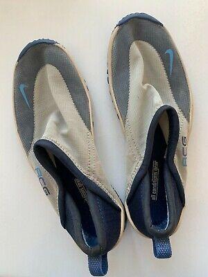 Vintage Mens NIKE ACG Shoes 7 AQUA WATER SOCK Mesh Sport Boating Kayak 38  EU | eBay