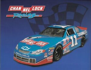 2001 NO NAME CHANNELLOCK RACING CHEVROLET 11 NASCAR