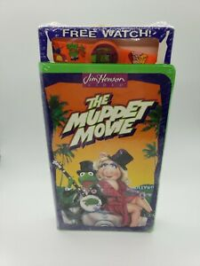 Jim Henson The Muppet Movie VHS Vintage New Sealed 1993 ...