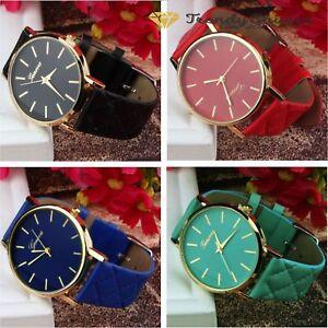 damen-geneva-roman-watch-lady-leather-band-analog-quarz-armbanduhr