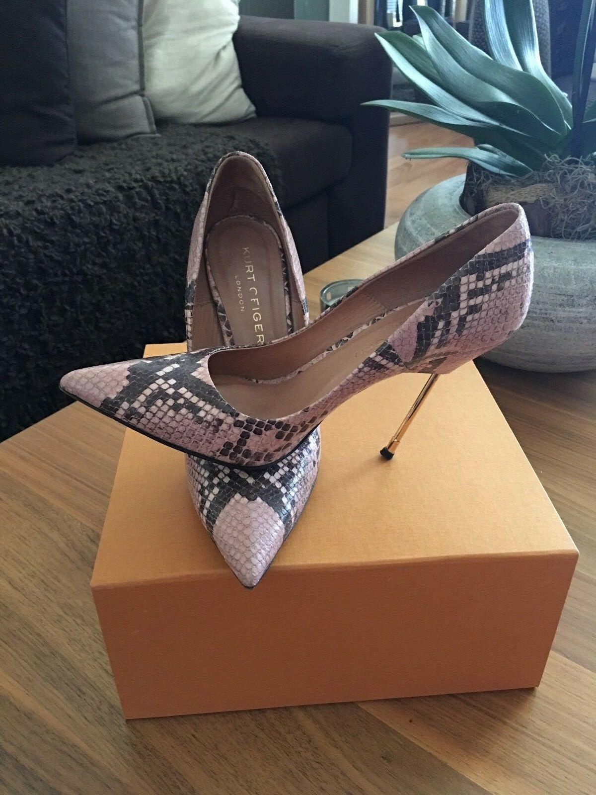 Kurt Geiger Britton London Pumps,38,Top zustand