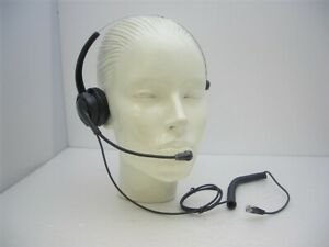 Details about A400 Headset for Cisco 7910 7911 7912 & Avaya 1600 9600 SNOM  360 370 710 720 820