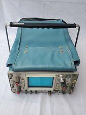 Vintage Tektronix Model 475 Analog Oscilloscope Amp Manual