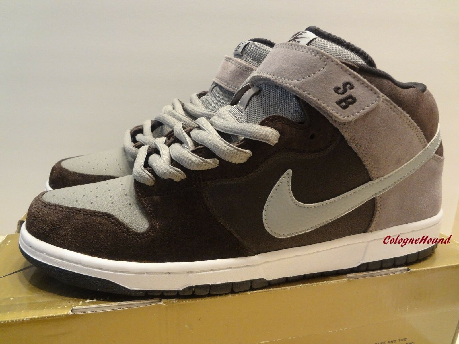 NIKE DUNK MID PRO SB 314383 2018  MEN'S 12 ORIGINAL BOX New shoes for men and women, limited time discount