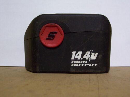 SNAP-ON 14.4v BATTERY REBUILD CTB4147 WE REBUILD ALL SNAP-ON 14.4 VOLT BATTERIES