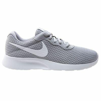 Scarpe sportive uomo NIKE Tanjun in tela col. grigio e bianco 812654 010 | eBay