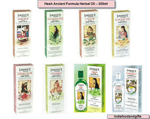 Hesh-Ancient-Formula-Herbal-Hair-Oil-200ml-FREE-SHIPPING-USA-SELLER
