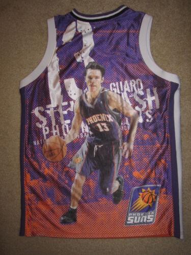 Fanartikel Steve Nash #13 Phoenix Suns Majestätisch Trikot Jugendliche L 14-16