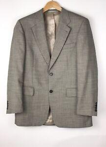 HUGO BOSS Herren Apollon/Akropolis Wolle Blazer Jacke Größe 50 ARZ420