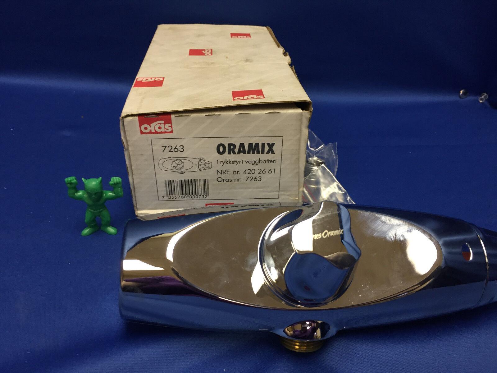Oras Oramix 7263 Kontrolliert Dusche Wasserhahn 4202661