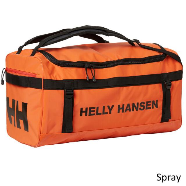 0062345c460ef5 2018 Helly Hansen 30l Classic Duffel Bag 2.0 XS Spray Orange 67166 ...