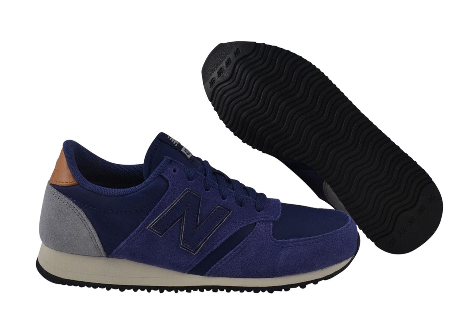 nuovo Balance u420 BGT blu sautope da ginnastica Sautope 410 Blu Navy Sautope classeiche da uomo