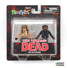 Walking Dead Minimates Series 8 Rosita & Father Gabriel