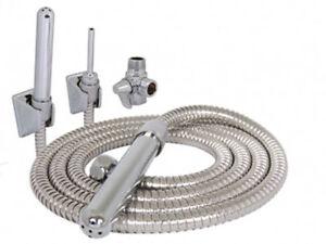Intimdusche-Analdusche-Klistier-Set-Irrigator-mit-Splitter-und-1-Halterung