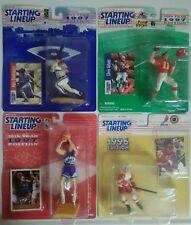 1993//1994//1995//1996//1997//1998//1999//2000 4-Sport Starting Lineup Unopened U-Pick!