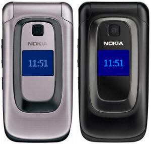 NOKIA-6085-Debloque-Telephone-Bluetooth-Appareil-photo-VGA-Radio-WAP-Box-Up