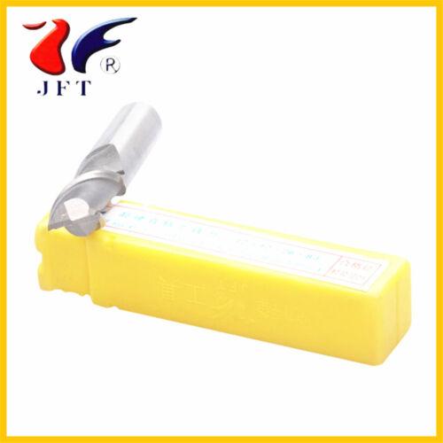1pcs  12mm 2Flute HSS Aluminum HRC65-68° End mill D12*12*26*83 Drill Bit