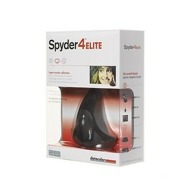 Datacolor Spyder4 Elite S4EL100 *BRAND NEW* Monitor & Projector Calibrator