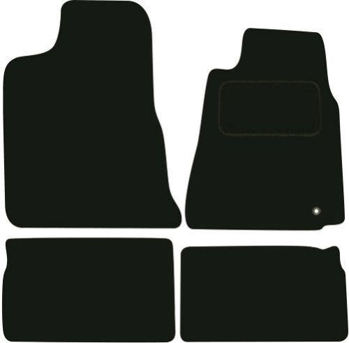 Tailored Deluxe Quality Car Mats Chrysler 300C 2006-2015 ** Black **
