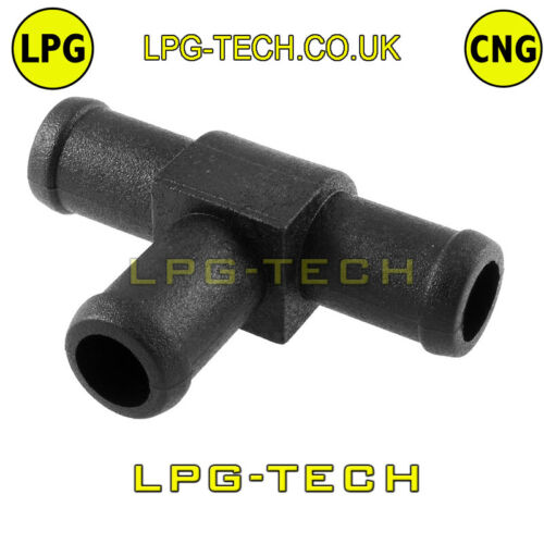 T-PIECE 16mm 16mm  WATER COOLING SYSTEM   LPG AUTOGAS 16mm