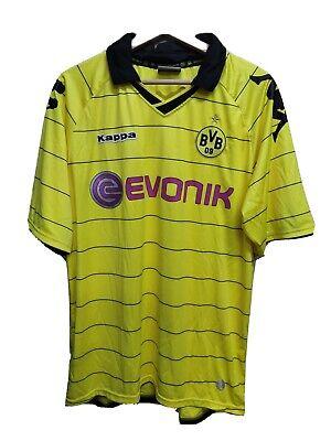 Maglia calcio Kappa Borussia Dortmund vintage shirt camiseta Maillot soccer | eBay