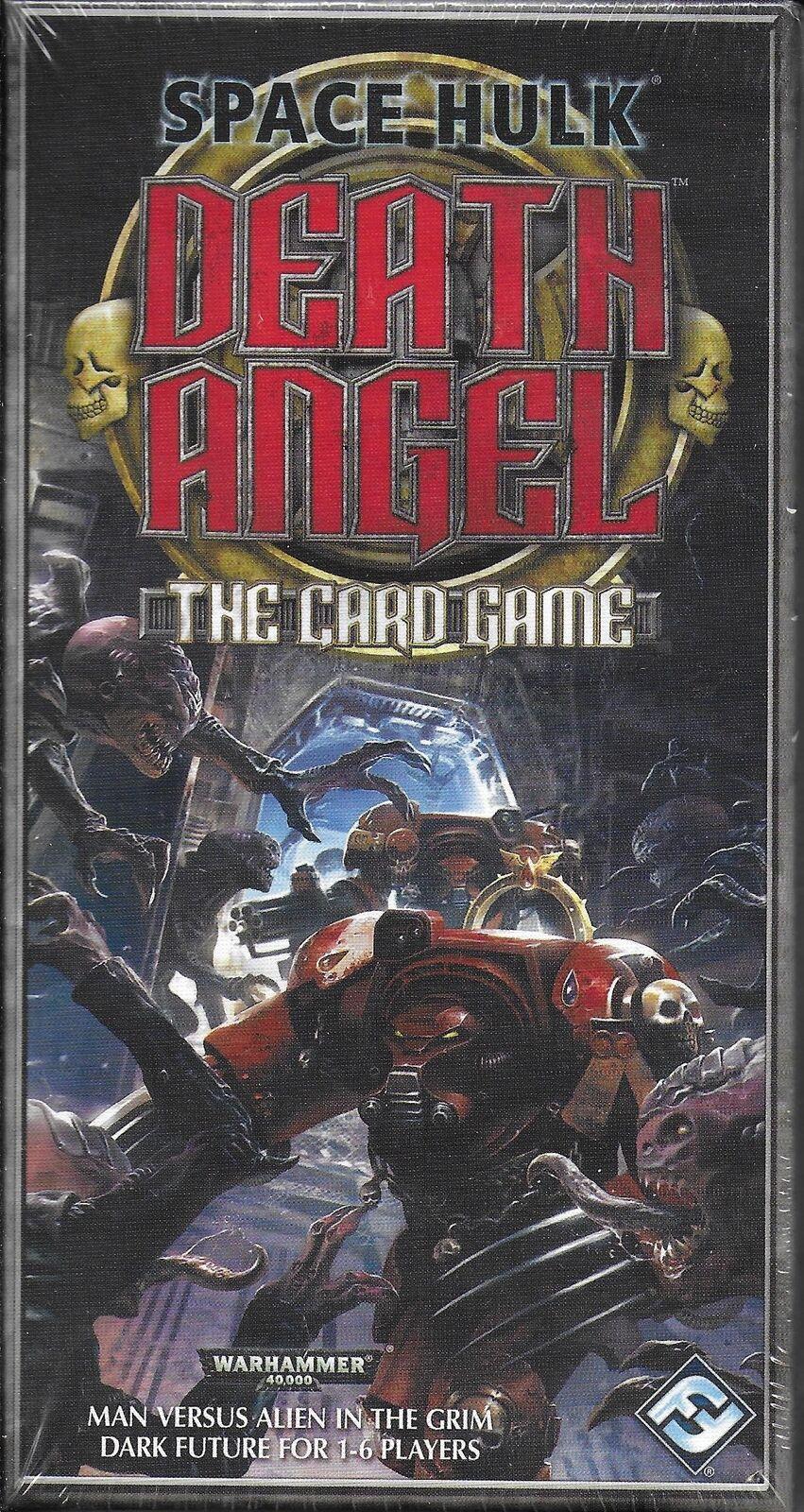 SPACE HULK - Death Angel, English VersionNEUF NEW