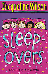 Sleepovers-Wilson-Jacqueline-Very-Good-Book