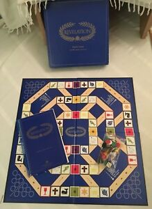 Vintage-1984-BETZOLD-revelation-Board-Game-5000-Bible-Questions-et-reponses