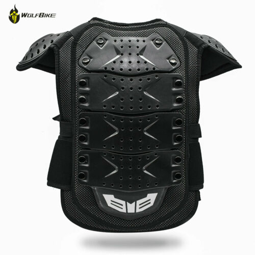 Motorcycle Chest Protectors Dirt Bike Kids Protective Gear Racing Spine Guards