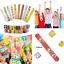 25//50pcs Slap Bracelets Slap Bands for Kids Party Bag Fillers Kids Child Gift UK