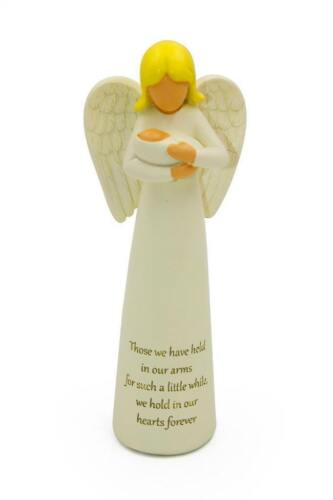 Thoughts Of You Angel Memorial Figurine Held In Our Arms 61962