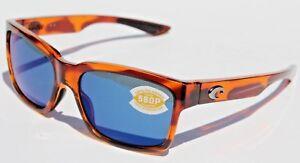 c7e3a3491e Image is loading COSTA-DEL-MAR-Playa-POLARIZED-Sunglasses-Honey-Tortoise-