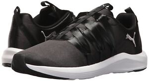 Details about 19054403 PUMA Lace Black ATL Satin Womens Shoes Sneaker WhiteNew Prowl Design 1c3lFKJT