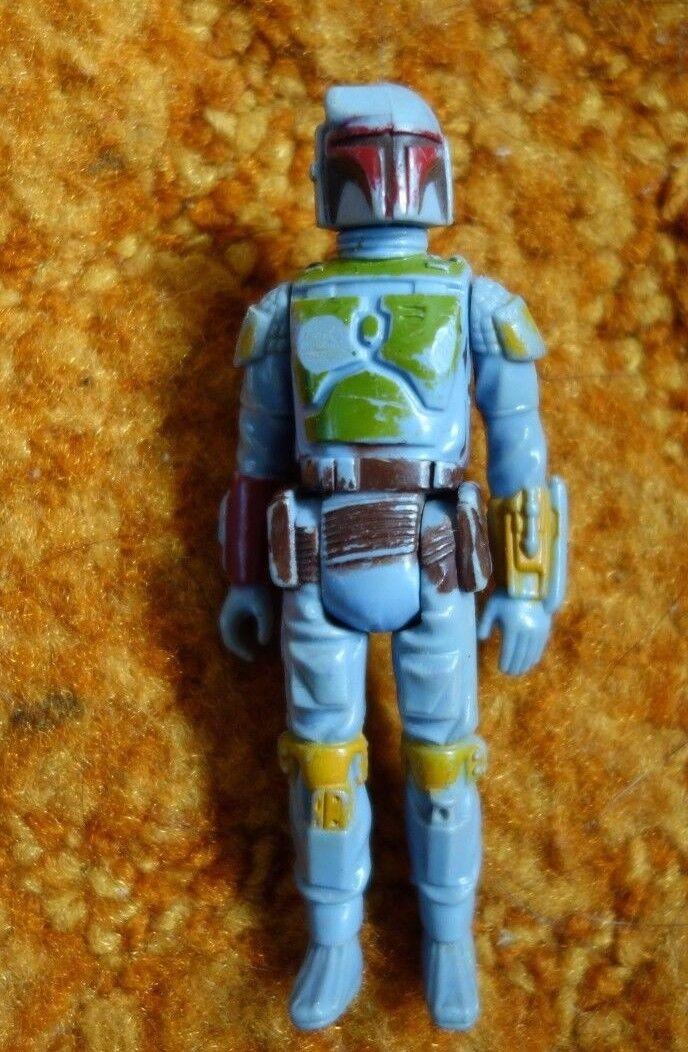 Vintage Star Wars Boba Boba Boba Fett Action Figure 1979 Kenner 60e815