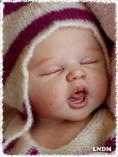 CRISTINA By Sheila Michael New Reborn Baby Doll Kit@LDC SoftLine Full Body *Girl